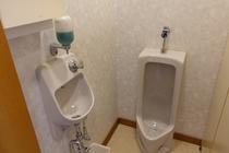 共有男子トイレの一例