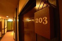 手作り部屋番号