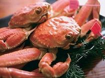 冬「茹で地蟹」