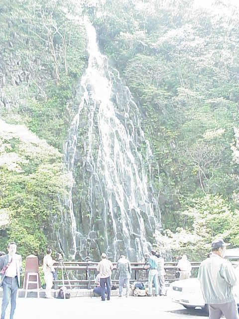 幻の滝 「樽滝」