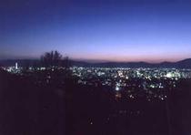 黄昏の京都