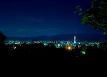 市内の夜景(一例)
