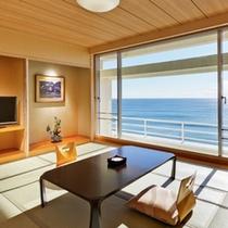 海側和室(一例)