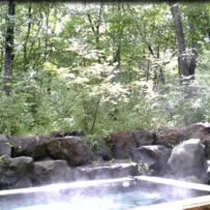 ■大自然露天風呂