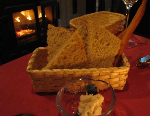自家製パン3種