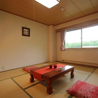 【和室8畳】志賀高原を存分に楽しむ♪少人数様におすすめ
