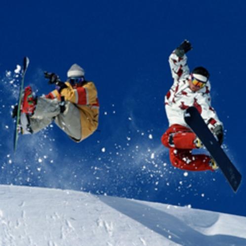 スノーシーズンを存分に楽しめる志賀高原は日本屈指のスノーリゾートです。