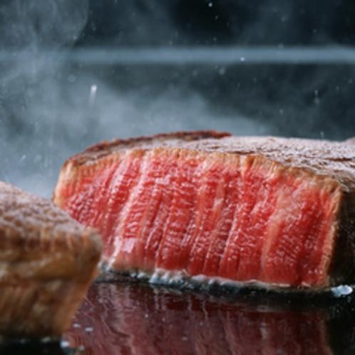 信州牛のステーキはお一人様180g!