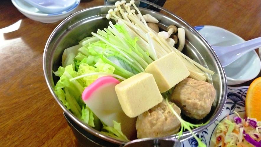 信州きの子鍋