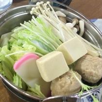 信州きの子鍋2