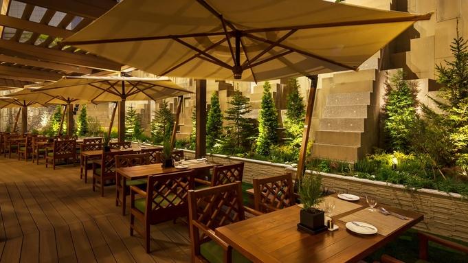 【ブッフェディナー】海風と自然の恵み「GARDEN DINING」でブッフェを満喫/夕朝食付