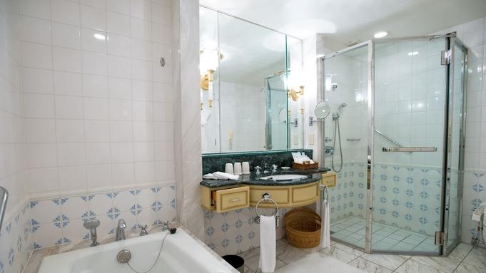 【定額24,000円】広々42平米デラックスルーム 20階以上ベイビューフロア/お部屋のみ