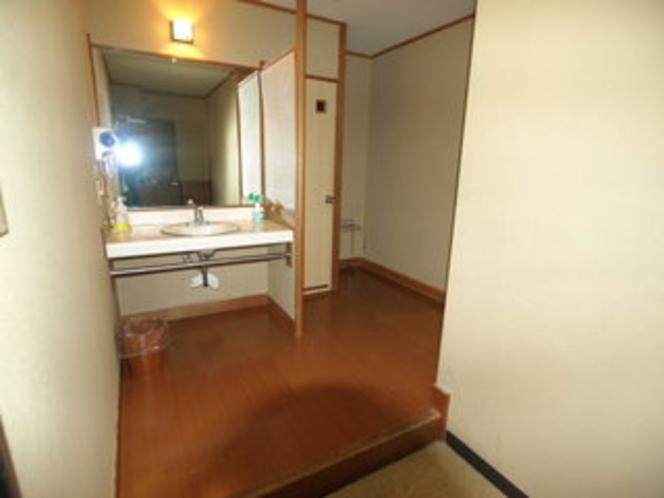 和室 洗面トイレ