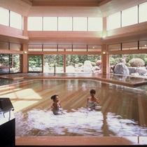 六角大ひのき風呂(一の湯)