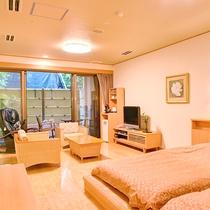 露天付き和ベッド)155号室)