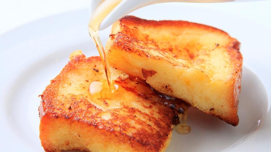 朝食バイキング フレンチトースト(イメージ)