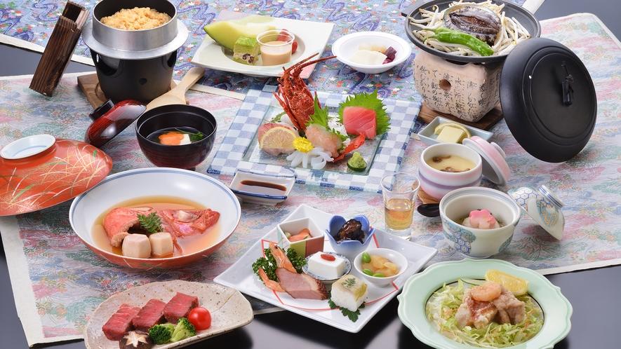 和食会席 ひびき膳(イメージ)