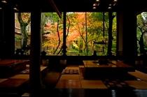 いろり(秋の風景)