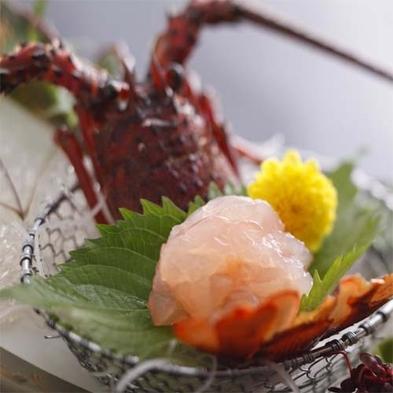 【お部屋食・贅沢味覚三味】伊勢海老+鮑+松阪肉の三重県といえばが揃った豪華会席♪