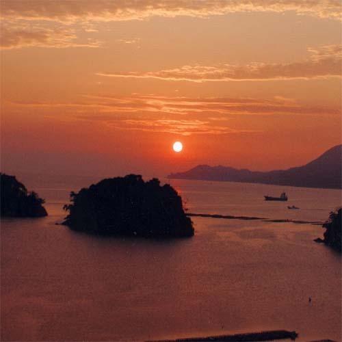 三つ島風景