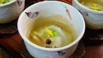 *【春のお料理一例】鰆の山芋蒸し