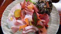 *【春のお料理一例】造り盛り合わせ