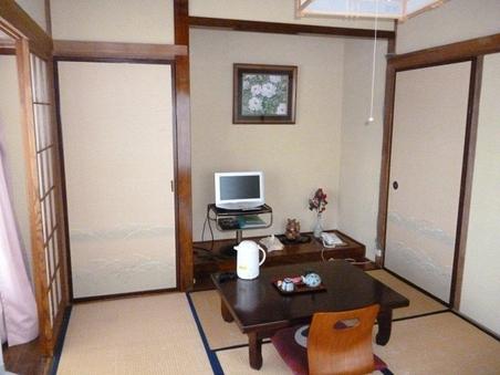 和室6畳 インターネット無料LAN接続【禁煙】