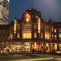 ♪東京駅 夜