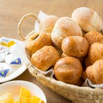 ◆朝食メニュー パン