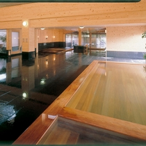 本館大浴場「夢殿」二の湯