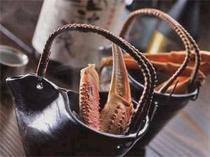 香住の特産品、地酒・香住鶴とカニの相性は抜群