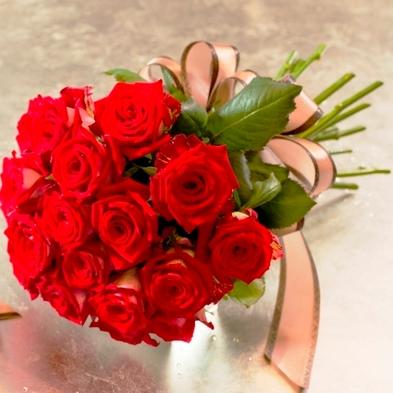 【お花&ケーキ】ありがとうの心がきっと伝わります!大切な人と過ごす☆記念日プラン