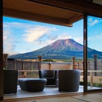 楽天貴賓室(富士山)