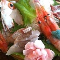 *高級魚のどぐろの「お造り」