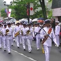 【下田観光】2015「黒船祭」公式パレードの様子
