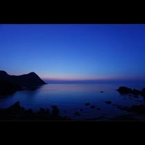 丹後半島の海の風景