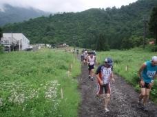 八海山登山マラソン