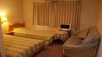 ゆったりとしたソファー付きのお部屋