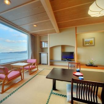 【東館:海側和室】和室12〜14畳和室