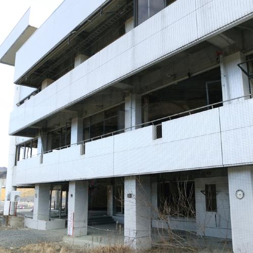 330人を救った、震災遺構「高野会館」