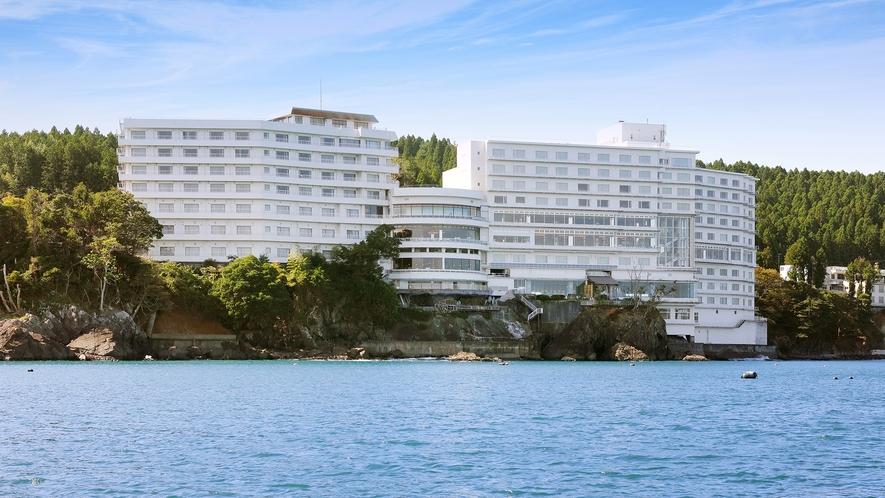 200室以上の客室を誇る南三陸ホテル観洋