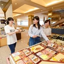 【5F売店】水産加工品やお土産はココで!