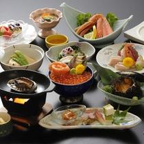 【南三陸キラキラいくら丼と鮑の踊焼きプラン】