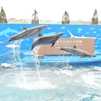【周辺観光】仙台うみの杜水族館★(仙台市)ホテルから約90分