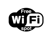 全館全室無料Wi-Fi完備
