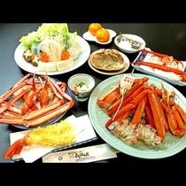 香住蟹フルコース2