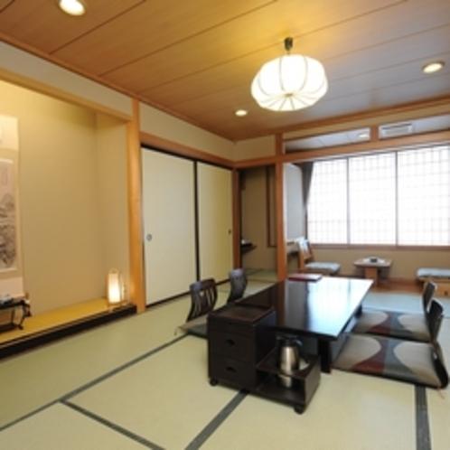 【西館】 和室10畳+広縁