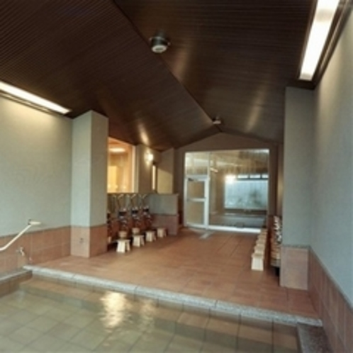 大浴場(聚楽の湯)