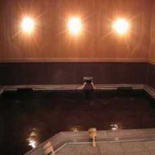 大浴場(檜の湯)