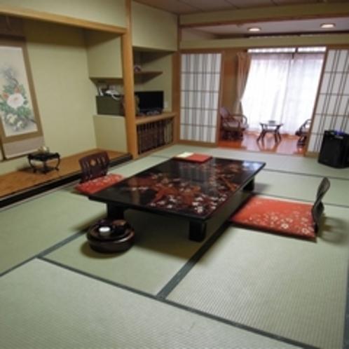 【東館】 和室7.5畳+広縁